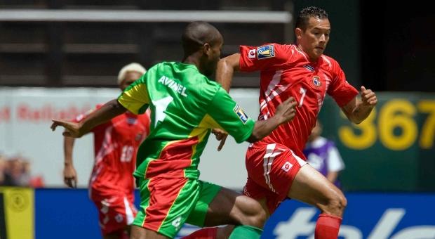 Guadeloupe goal