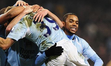 Manchester City plays West Ham at 2:55 ET, Monday on ESPN2